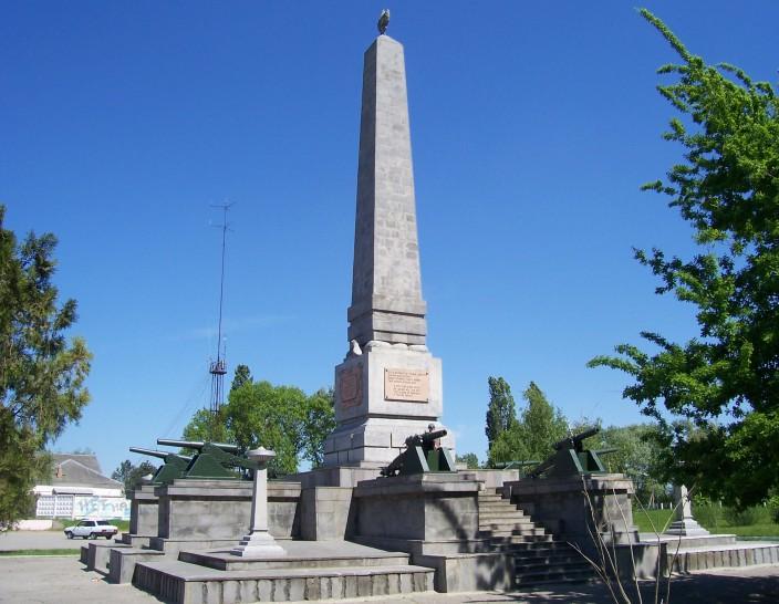 Любимый город (Памятник Таманской Армии)