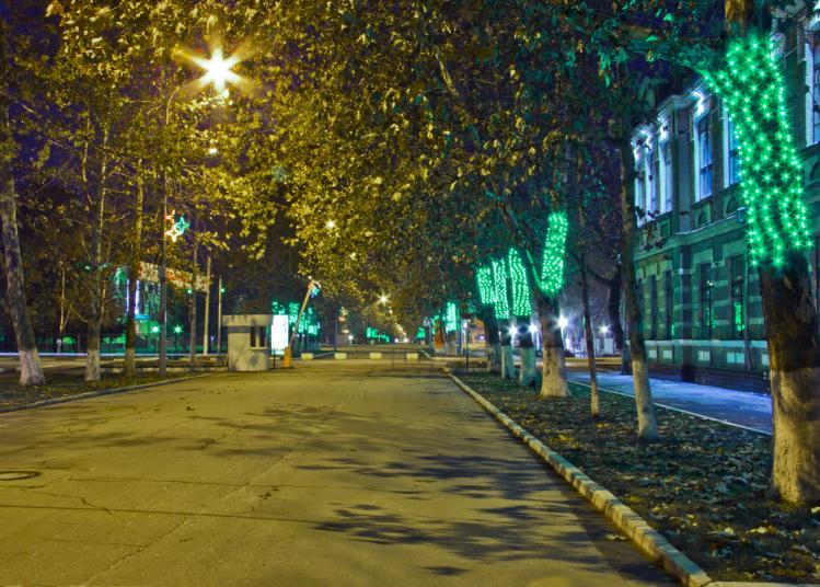 Любимый город (улица Краснодарская)